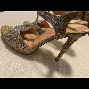 Almost Brand New Heels By BLOSSOM COLLECTION